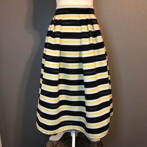 Eva Mendes Full Skirt